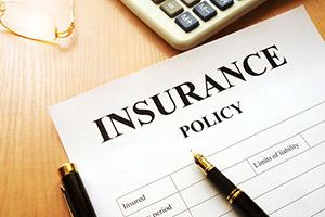 Generic insurance paperwork