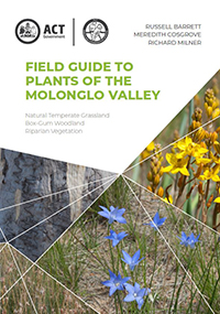 Cover of the Field Guide to Plants of the Molonglo Valley