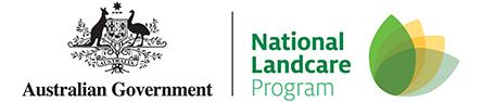 Australian Government and National Landcare Program logos
