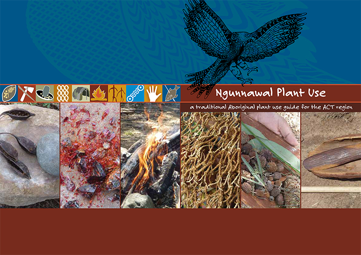 Cover of the Ngunnawal Plant Use Book