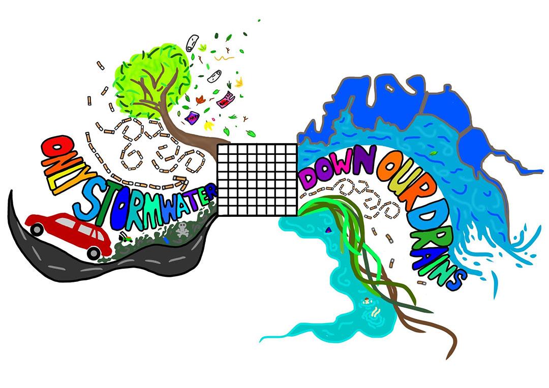 Student's winning design image