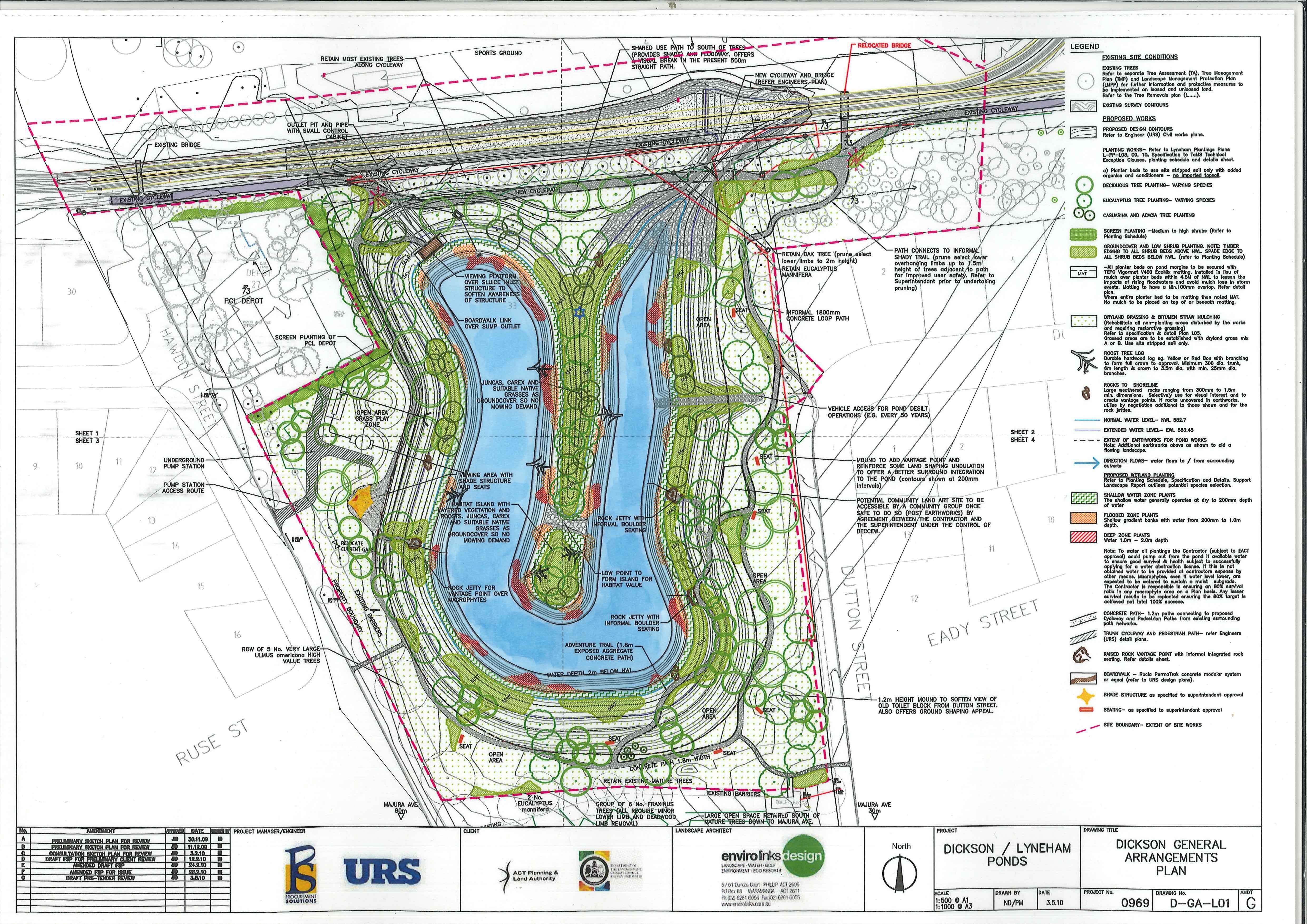 Design Proposed Plan