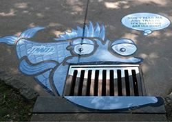 Melbourne drain art by Tiffany Bishop Collective - source_Melbourne Water